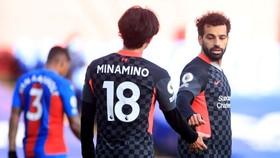 Mohamed Salah bất ngờ để ngỏ tương lai tại Liverpool. Ảnh: Getty Images