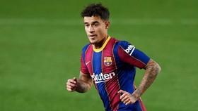Philippe Coutinho kết thúc năm với chấn thương nghiêm trọng. Ảnh: Getty Images