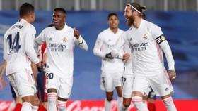 Real Madrid có tổng thu nhập cao nhất mùa qua. Ảnh: Getty Images