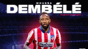 Moussa Dembele là bổ sung quan trọng cho tham vọng vô địch của Atletico.