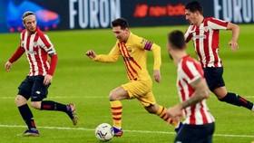 Bilbao sẵn sàng đối đầu với Barca và Lionel Messi một lần nữa.
