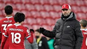 HLV Jurgen Klopp thừa nhận Liverpool đang trong giai đoạn khó khăn. Ảnh: Getty Images