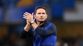Frank Lampard nói lời chia tay trong thông điệp đầy cảm xúc. Ảnh: Getty Images