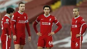 Liverpool thất vọng khi thua trận thứ 2 liên tiếp trên sân nhà. Ảnh: Getty Images