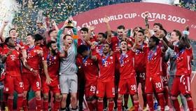 Bayern Munich giành được danh hiệu thứ 6 trong vòng 12 tháng.