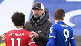 HLV Jurgen Klopp lần đầu tiên công khai thừa nhận hết hy vọng giữ chức vô địch Premier League. Ảnh: Getty Images