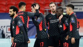 Liverpool đã khai thác tuyệt đối sai lầm của RB Leipzig để tạo lợi thế. Ảnh: Getty Images