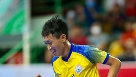 Cầu thủ futsal Nguyễn Văn Hạnh