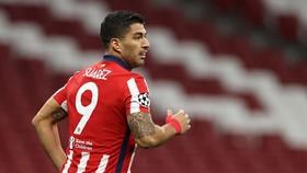 Luis Suarez chắc chắn đang khát khao ghi bàn trở lại ở Champions League. Ảnh: Getty Images