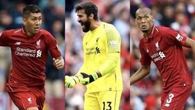 Liverpool rõ ràng không thể mất Roberto Firmino, Alisson và Fabinho 10 ngày sau kỳ nghỉ quốc tế.