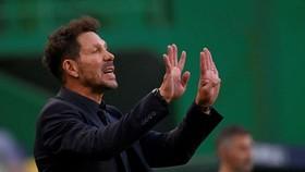 HLV Diego Simeone không quan tâm đến những đánh giá từ bên ngoài. Ảnh: Getty Images