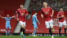 Man.United vượt qua một chướng ngại lớn trong cuộc đua tốp 4. Ảnh: Getty Images