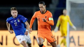 Virgil van Dijk không kịp bình phục chắn chắn là khiếm khuyết lớn của tuyển Hà Lan. Ảnh: Getty Images