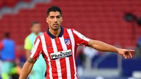 Chấn thương của Luis Suarez lúc này là cú sốc với Atletico. Ảnh: Getty Images