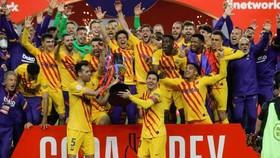 Barcelona đánh bại Bilbao qua đó nối dài lỷ lục thắng Cúp nhà Vua lên con số 31.
