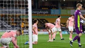 Sheffield United rệu rã khi xuống hạng sớm 6 vòng đấu. Ảnh: Getty Images