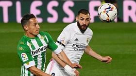 Real Madrid hòa 0-0 với Real Betis ngay trên sân nhà. Ảnh: Getty Images