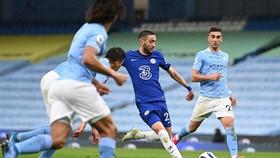 Chelsea tiếp tục cho thấy họ là thách thức lớn đối với Man.City. Ảnh: Getty Images