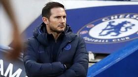 HLV Frank Lampard tin đã xây dựng một nền tảng tốt tại Chelsea. Ảnh: Getty Images