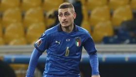 Roberto Mancini chắc chắn cũng rất mong Marco Verratti có thể sẵn sàng.