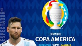 Cơ hội để Lionel Messi thắng Copa America 2021 trên sân nhà đang trở nên mờ mịt.