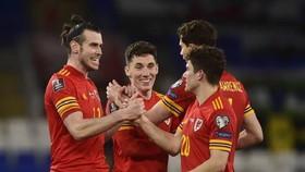 Gareth Bale và đồng đội khởi đầu khá tốt tại vòng loại World Cup 2022. Ảnh: Getty Images