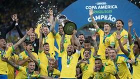 Brazil sẽ bảo vệ danh hiệu vô địch Nam Mỹ trên sân nhà.