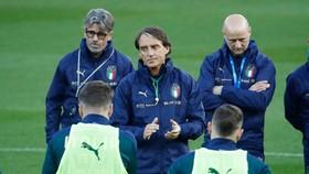 Tuyển Ý của HLV Roberto Mancini vẫn là đội bóng sáng cửa nhất ở Bảng A.
