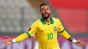 Neymar đã sẵn sàng dẫn dắt Brazil bảo vệ danh hiệu vô địch Nam Mỹ. Ảnh: Getty Images
