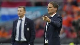 HLV Frank de Boer tin tưởng Hà Lan sẽ còn cải thiện và hoàn thiện hơn.