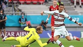 Cristiano Ronaldo đã và sẽ chinh phục hàng loạt kỷ lục ở kỳ giải này. Ảnh: Getty Images