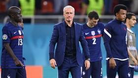 HLV Didier Deschamps tin rằng tuyển Pháp thua vì mất đi sự mạnh mẽ thường thấy.