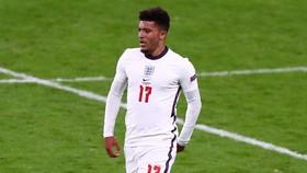 Jadon Sancho chưa được trao nhiều cơ hội thể hiện tại Euro 2020.