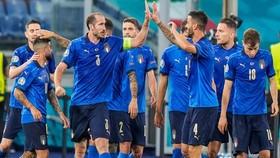 Italy đã mang hình ảnh hoàn toàn mới đầy phấn khích tại giải.