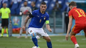 Marco Verratti cùng tuyển Italy đang chơi một kỳ giải Euro 2020 rất thành công.