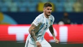Rodrigo de Paul vừa có một kỳ giải Copa America rất thành công.