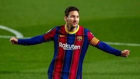 Lionel Messi và Barcelona đã hoàn tất thỏa thuận hợp đồng 5 năm.