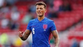 Ben White trong màu áo tuyển Anh tại Euro 2020. Ảnh: Getty Images