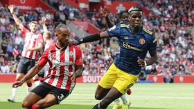 Paul Pogba đang thể hiện khát khao chiến thắng mạnh mẽ ở mùa này. Ảnh: Getty Images
