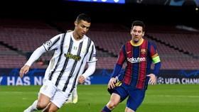 Lionel Messi và Cristiano Ronaldo có thể sẽ lần đầu gặp nhau trong màu áo hoàn toàn mới.