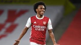 Willian và Arsenal đồng ý chấm dứt sớm 2 năm hợp đồng. Ảnh: Getty Images