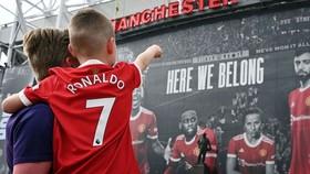 Cristiano Ronaldo chắc chắn là tâm điểm tại sân Old Trafford vào cuối tuần này.