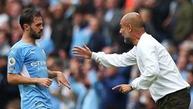 HLV Pep Guardiola bất ngờ đặt niềm tin lớn vào ngôi sao 27 tuổi ở mùa này. Ảnh: Getty Images