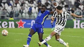 Federico Chiesa ghi bàn thắng duy nhất cho chủ nhà Juventus.