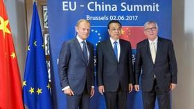EU và Trung Quốc đồng thuận về chống biến đổi khí hậu