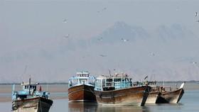 Tàu cá của ngư dân Iran. Nguồn: presstv.ir