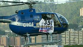 Chiếc trực thăng thực hiện vụ tấn công