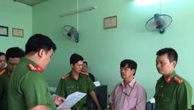 Bắt khẩn cấp Trưởng phòng Thanh tra - Pháp chế của Trường Cao đẳng Cần Thơ