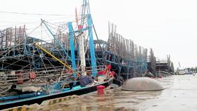 Nhiều ngư dân ở Quảng Nam đến nay  vẫn chưa tiếp cận được nguồn vay theo Nghị định 67  Ảnh: HOÀNG TÂN