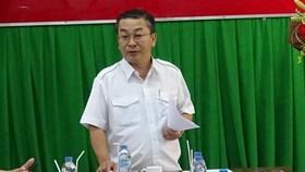 Thi hành kỷ luật khiển trách Bí thư Quận ủy quận Bình Tân